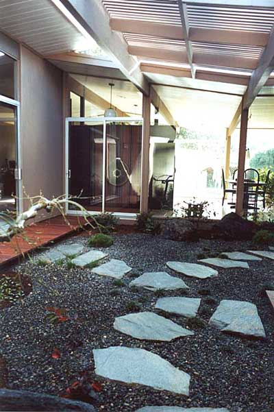 Eichler the atrium What is an atrium in a house