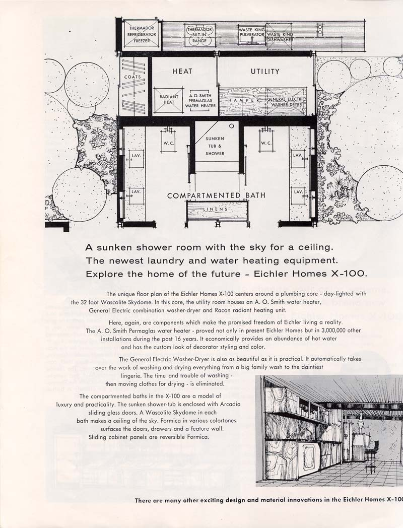 100 Eichler Floor Plans Eichler Homes For Sale From