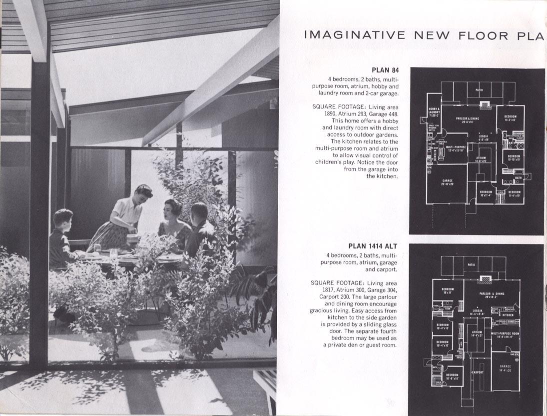 Eichler Brochures Laurel Hill
