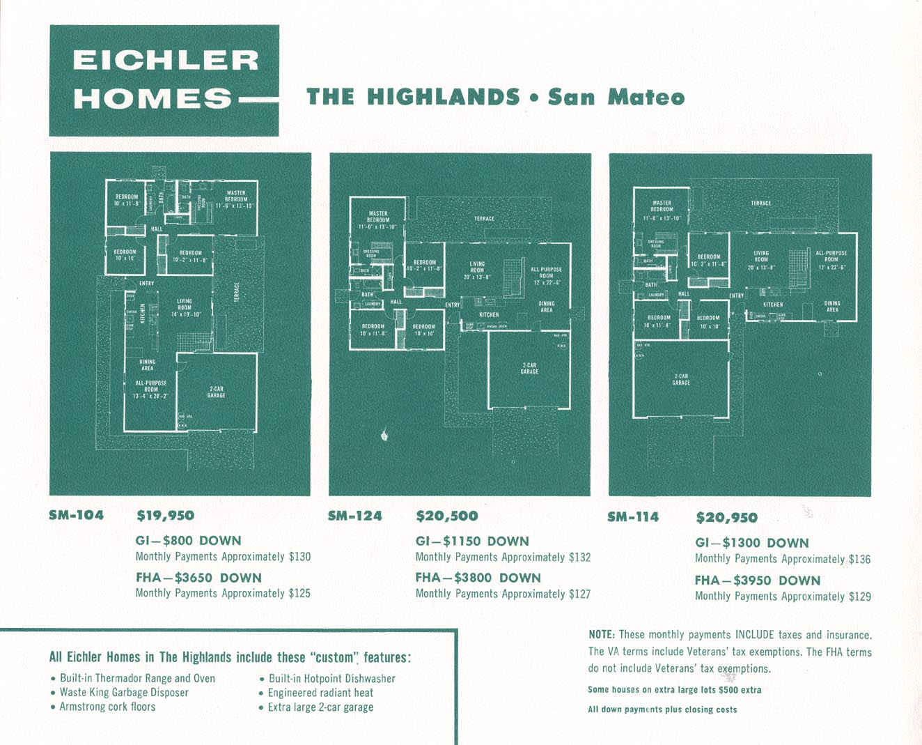 Eichler the house for Eichler house plans
