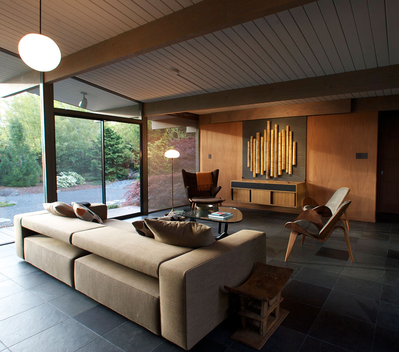 Eichler the house - Mid century modern home interior design ...