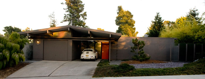 Eichler the house for Eichler paint colors